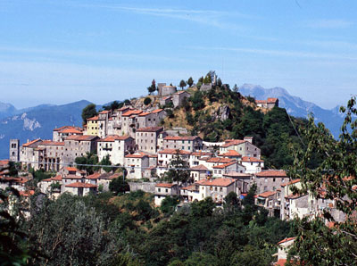 Montefegatesi - Orrido di Botri