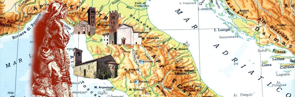 La Via Francigena in Lucchesia
