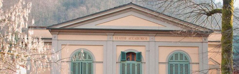 Bagni di Lucca - Teatro