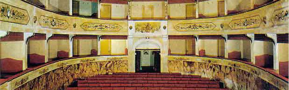 Barga - Il Teatro dei Differenti