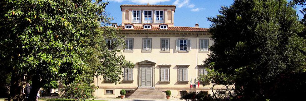 Villa Bottini in Lucca