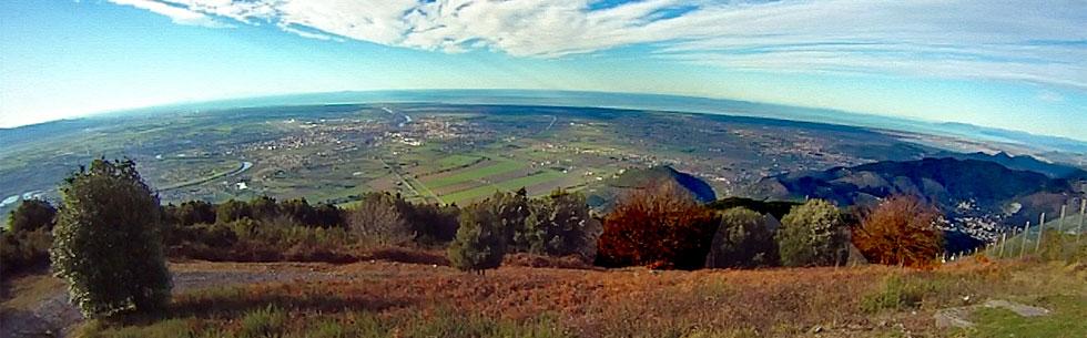 Lucca - Monte Faeta + VideoClip