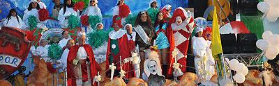 Foto Il Carnevale di Viareggio