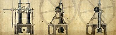 Foto Invenzione del Motore a Scoppio