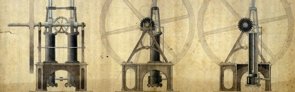 Invenzione del Motore a Scoppio