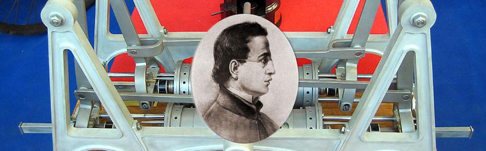 Nicolò Barsanti - Inventore