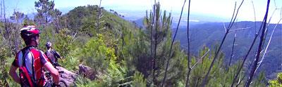 Foto Lucca - 3 Single Track sul Serra