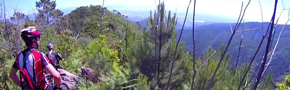 Lucca - 3 Single Track sul Serra