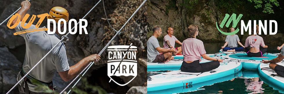 Canyon Park - sul fiume Lima
