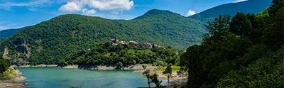 Foto Vagli il Lago ed il Parco Natura