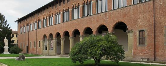 Villa Guinigi, Interni 4