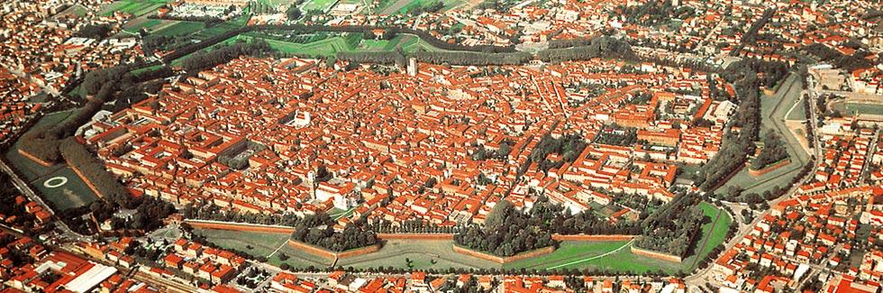 La città di Lucca
