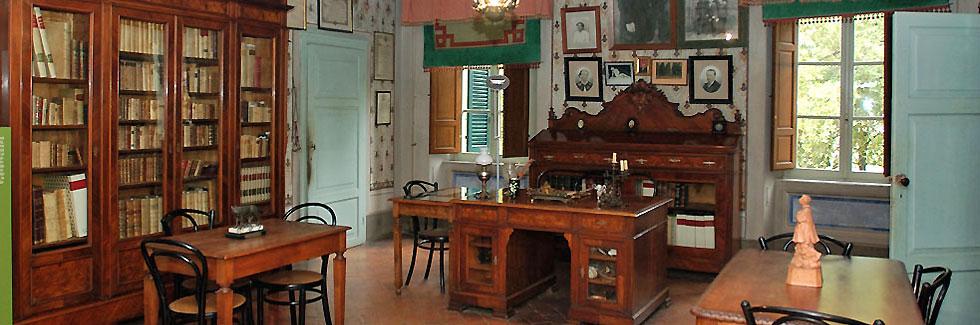 Museo di casa Pascoli