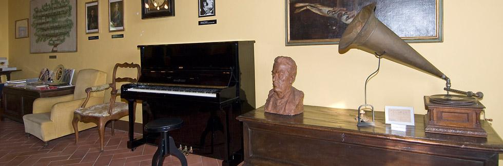 Museo Puccini di Celle - Pescaglia