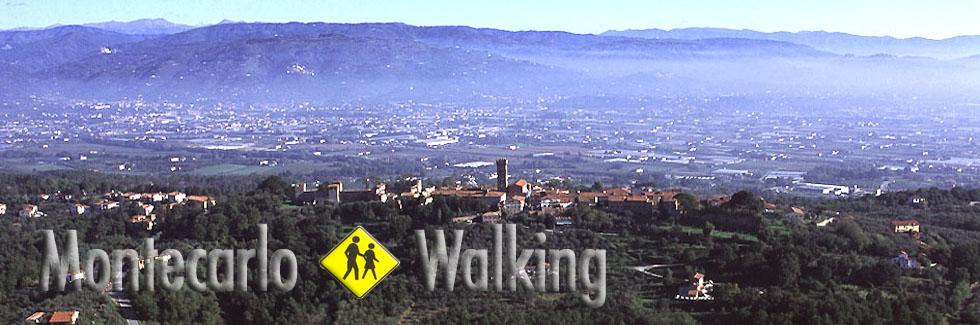 Montecarlo Walking, Trekking e Bike