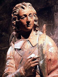 Pieve di San Gennaro Angelo di Leonardo da Vinci