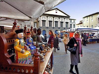 Mercatino Antiquariato Lucca