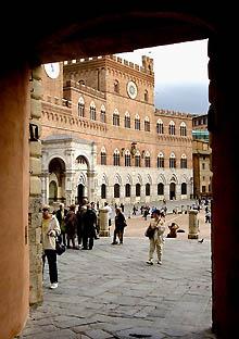 Foto Piazza del Campo a Siena
