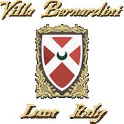 Logo Villa Bernardini in Vicopelago