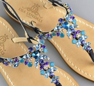 Dea Sandals Capri sandali gioiello capresi fatti a mano sarà presente  all evento presentando la collezione 2014. 311fb79b7b2