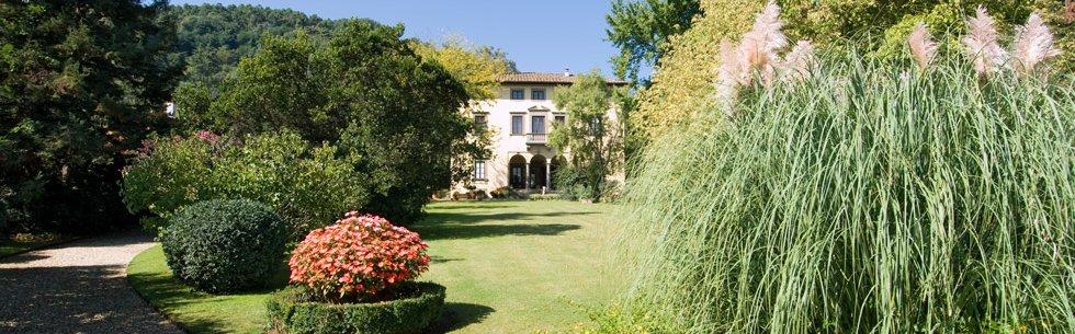 Villa Bernardini in Vicopelago